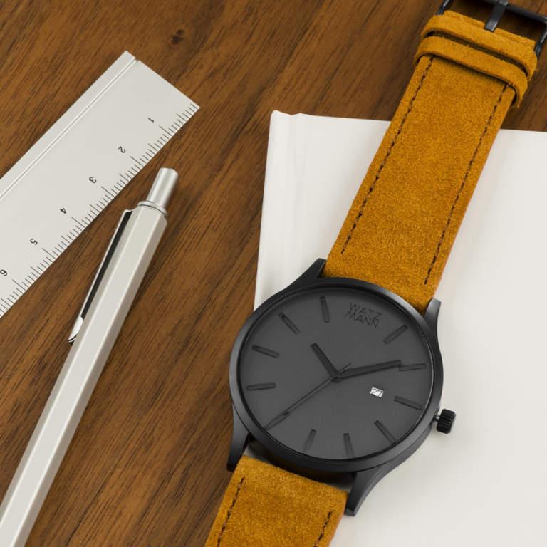 Wann ist eine herrenuhr minimalistisch watzmann for Minimalistisch werden